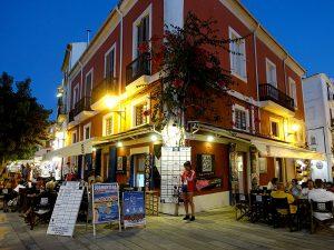 Die Bar Can Pou ist das älteste Café der Stadt
