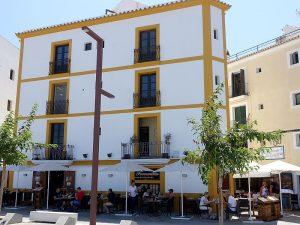Das Formentera gehört zu den historischen Restaurants der Stadt